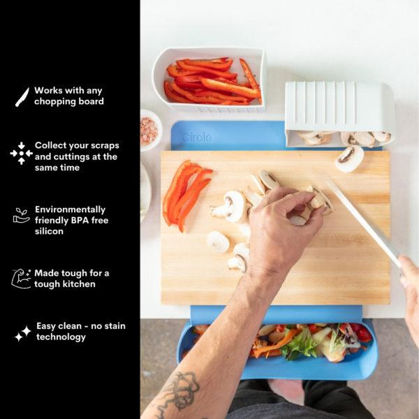 PrepSmart-Food Organizer-value-props